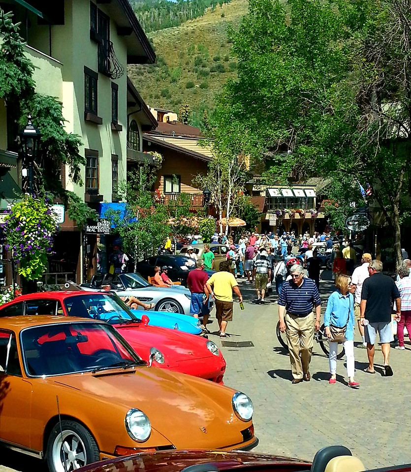 The Vail Automotive Classic hosts a car show from 8:30 a.m. until 3 p.m. on Sunday in Lionshead. View over 80 cars from WW II to present day.