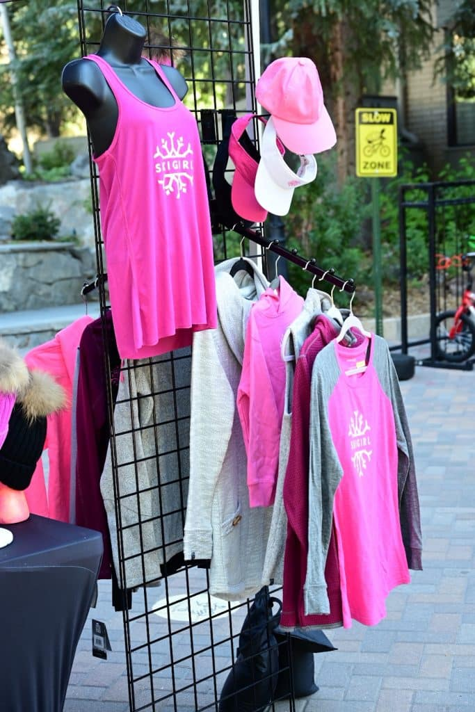 The Local Designer Market will showcase over a dozen vendors offering clothing, jewelry, art and more at the Riverwalk Amphitheater in Edwards on Saturday from 11 a.m. to 6 p.m.