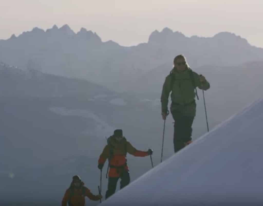 """A sure sign that winter is coming is the release of new ski movies from Matchstick Productions. See the latest film, """"Huck Yeah"""" this weekend."""