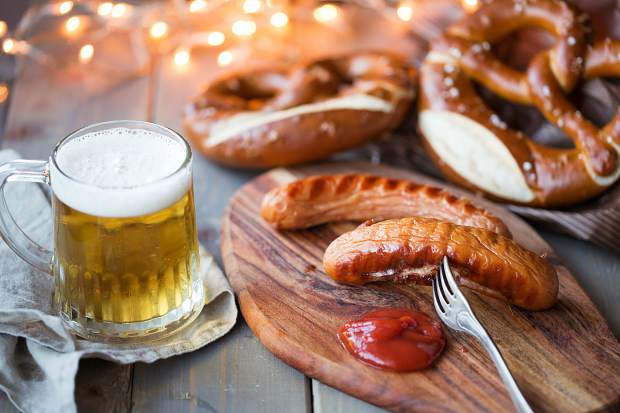 Beaver Creek hosts Septemberfest this weekend with Bavarian food, beer and live music.