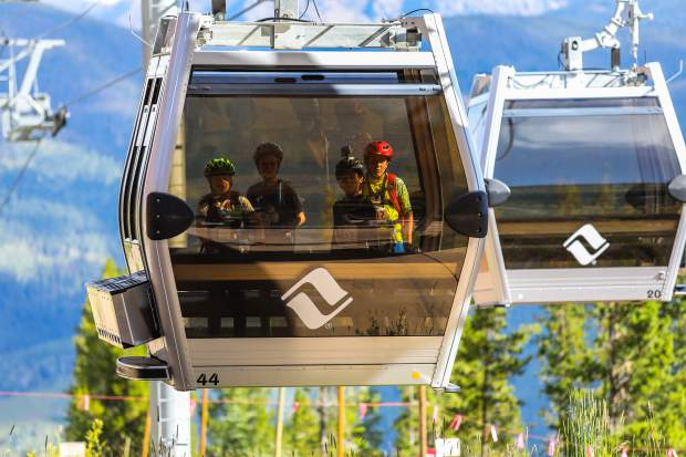 This is the last weekend you can ride the lifts at Vail and Beaver Creek.