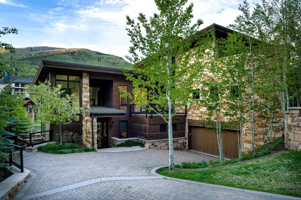 This four-bedroom, five-bathroom, 3,667-square-foot duplex located at 745 Forest Road, No. B in Vail, just steps from Born Free ski run, is currently on the market for $10.5 million. The Vail resort market and homes priced $1.6 million and above commanded the largest growth segment for sales in Q3.