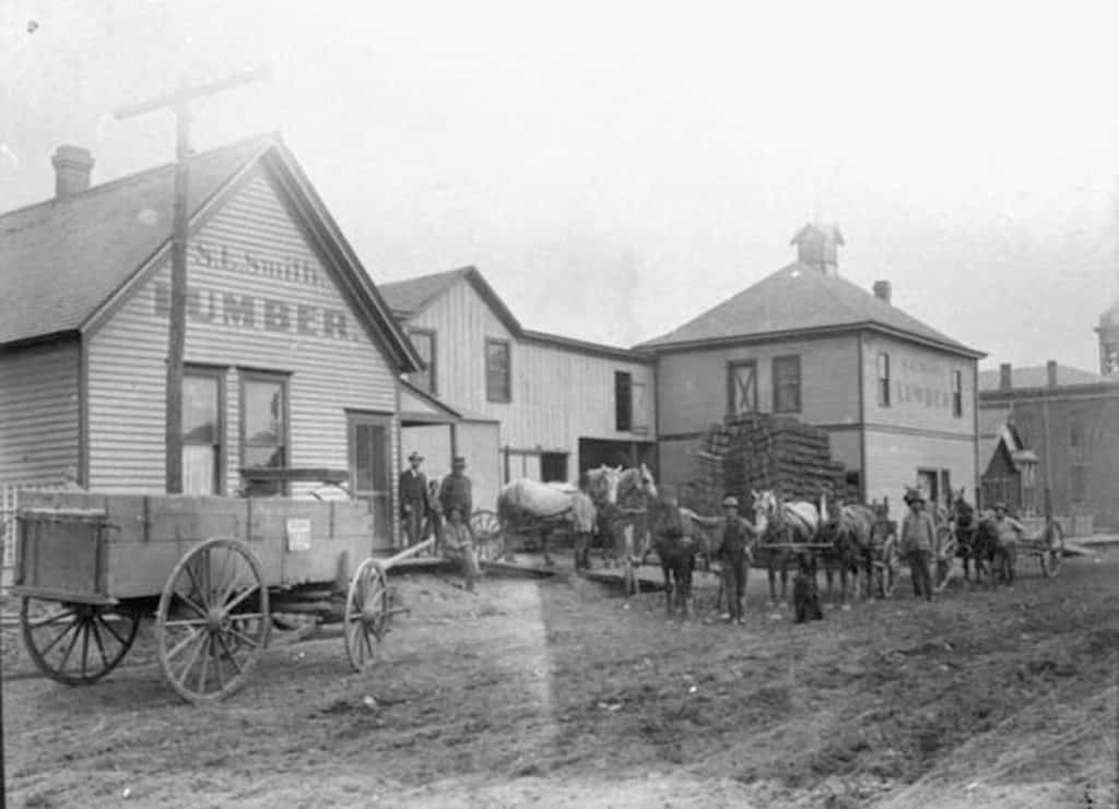 Leadville was settled as a mining community in the 1800s and has survived numerous boom/bust cycles.