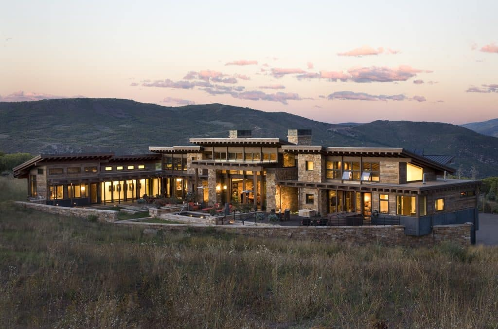Shaeffer Hyde Construction built its first home in the Roaring Fork Valley 25 years ago and remains committed to providing construction services to the growing luxury home market.