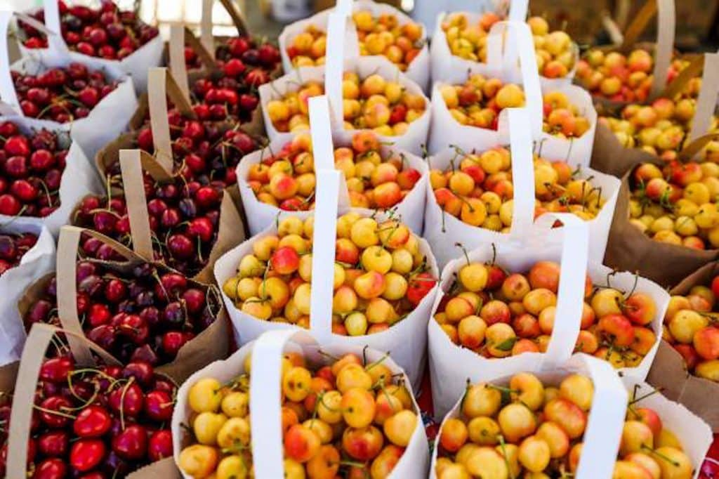 The last Vail Farmers Market and Art Show will be held this Sunday from 10 a.m. until 3 p.m.