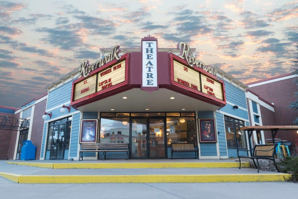 """The Riverwalk Theater will host a free showing of """"Purple Mountains,"""" the new Jeremy Jones documentary about climate change. Doors open at 6 p.m., show starts at 7 p.m. on Friday."""
