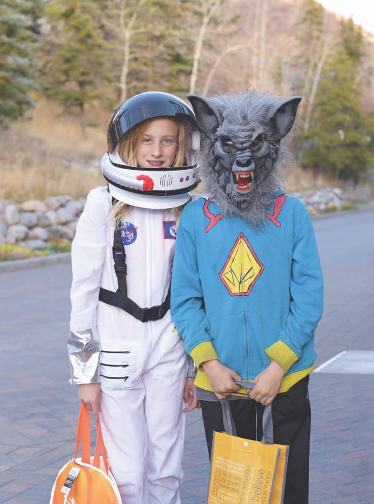 The weekend is full of creative ways to enjoy Halloween during a COVID-19 pandemic. From infants to teens and adults there are events up and down valley.