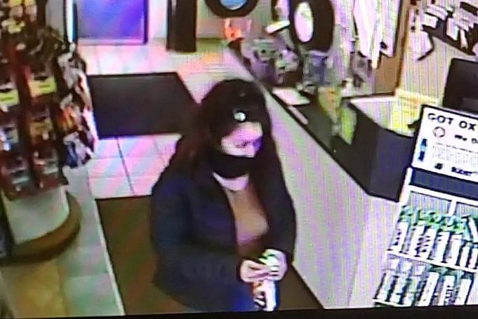 The Vail Police Department and other Eagle County law enforcement agencies are looking for this woman..