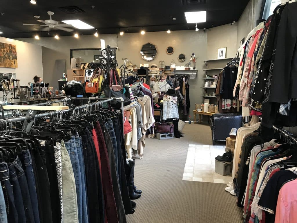 In addition to name brand clothing, Zito is adding a designer handbag resale collection to Remix in the Riverwalk in Edwards.