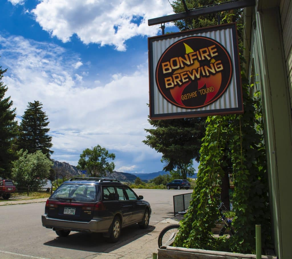 Bonfire Brewing kicks off a weeklong celebration for its 10th anniversary on Sunday.