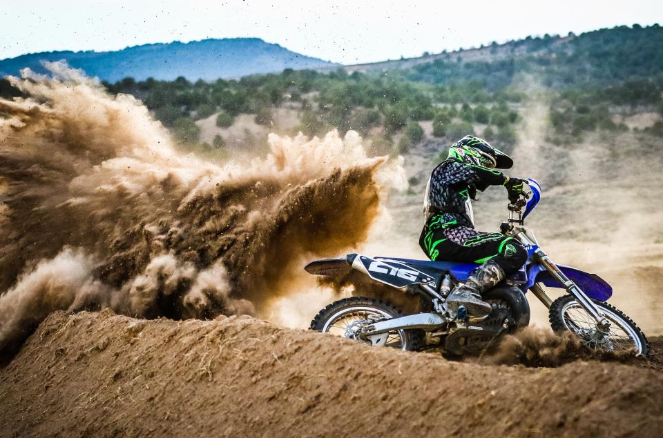 The 160-acre Dry Lake Motocross Park in Gypsum has become known as one of Eagle County's best spots for dirt bikers. (Photo courtesy of Town of Gypsum)