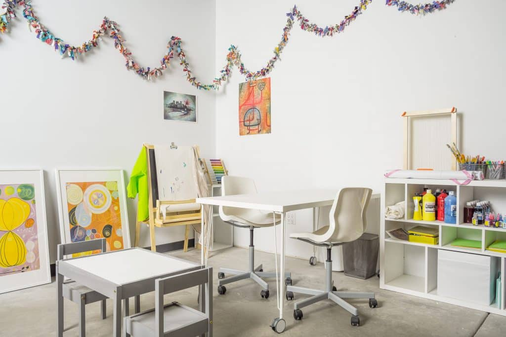 Early intervention can be a key success factor in treating childhood behavioral issues (Sensory Gym photo, courtesy of The Vail Mind Center)